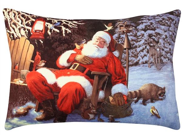 Дед Мороз ушел, но оставил немного подарков